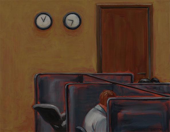 Title: Office Scene 17