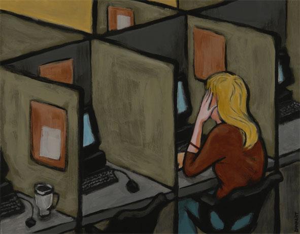 Title: Office Scene 19