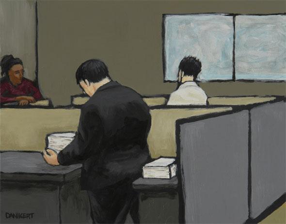 Title: Office Scene 25